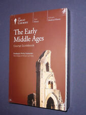 Teaching Co Great Courses DVDs           THE EARLY MIDDLE  AGES   newest release