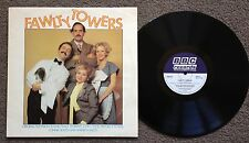 FAWLTY TOWERS - ORIGINAL TELEVISION SOUNDTRACK - BBC RECORDS LABEL LP - 1980