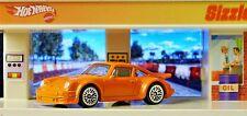 Hot Wheels / Porsche 934 Turbo RSR / Orange / 2014