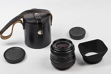 Carl zeiss JENA DDR MC FLEKTOGON auto 2,4/35 mm pour m42 No. 5870 + Lens Hood