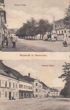 72688/88- Neumarkt in Steiermark Bezirk Murau um 1920