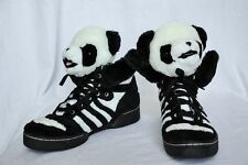 JEREMY SCOTT ADIDAS Mens Panda Teddy Bear Wing High-Top Sneaker Shoe 11-45.5 NEW
