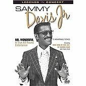 Sammy Davis, Jr. - Legends in Concert (Mr. Wonderful/+DVD, 2012)