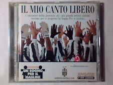 CD Il mio canto libero LUCIO BATTISTI JUVENTUS FRANCO BATTIATO GIANNI MORANDI