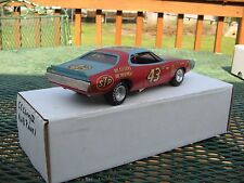MPC Richard Petty Charger Built Up, Nice Restorable Piece