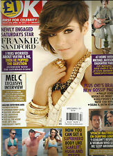 OK, FIRST FOR CELEBRITY NEWS, APRIL, 30th 2013 ( NEWLY ENGAGED SATURDAYS STARS )