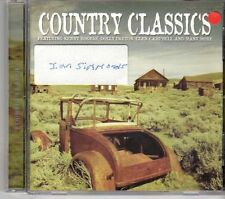 (DX279) Country Classics, 18 tracks various artists - CD