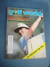 March 23, 1984 old vintage Golf World magazine