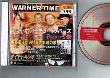 WARNER-TIME Jul-02 Red Hot Chili Peppers JAPAN PROMO-ONLY CD PCS-578 ENYA