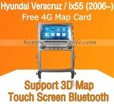 Car DVD GPS Head Unit for Hyundai Veracruz ix55 2006 2007 2008 2009 2010 2011