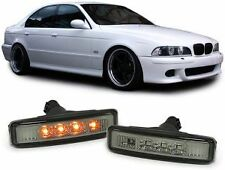 SMOKED LED SIDE INDICATORS REPEATERS BMW E39 5 SERIES SALOON & ESTATE 1995-2003