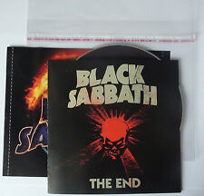 Black Sabbath The End CD 2016 New