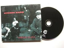 "KITCHEN RADIO ""VIRGIN SMILE"" - CD - DIGI PACK"