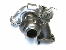 Turbo Turbolader Ford Fiesta / Focus / Fusion 1,6 TDCi (2005-) 66 Kw