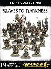 Start Collecting Slaves To Darkness, New Toys And Games