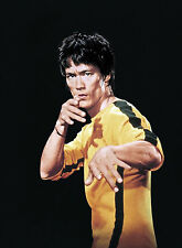 PHOTO LE JEU DE LA MORT  - BRUCE LEE (P1) FORMAT 20X27 CM