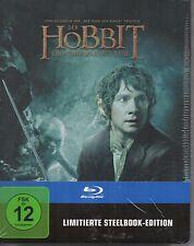 Der Hobbit - Eine unerwartete Reise - Limited Edition Steelbook - BluRay - Neu