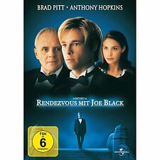 Rendezvous mit Joe Black / Brad Pitt, Anthony Hopkins / NEU / DVD #8532