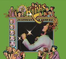 THE KINKS - EVERYBODY'S IN SHOW-BIZ (LEGACY EDITION)  2 CD NEU