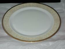 "Wedgwood Celestial Gold Bone China 30cm 12"" ROUND CHOP SERVING PLATES New"