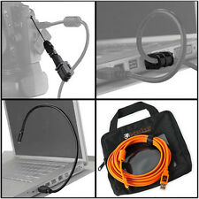 Tether Tools Starter Tethering Kit with USB 2.0 Mini-B 5-Pin Cable (Orange)