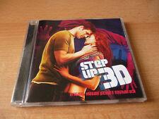 CD Soundtrack Step Up 3D - 2010
