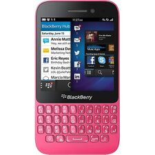 Blackberry q5 ROSA TELEFONO CELLULARE SMARTPHONE Bluetooth GPS WLAN LTE 4g UMTS 3g QWERTY