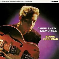 Eddie Cochran - Cherished Memories + 4 Bonus Tracks [New Vinyl] Bonus Tracks, Sp