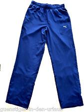 PUMA Fitnesshose Sporthose lang Hose Fitness Laufen Joggen XL 164 Kinder