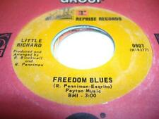Soul 45 LITTLE RICHARD Freedom Blues on Reprise