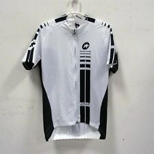 Assos SS.Mille Men's Cycling Short Sleeve Jersey White Size XL