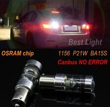 2x1156 Canbus OSRAM LED Bulb  Backup Reverse Light For  BMW X3 X5 E53 E70 Z3 Z4