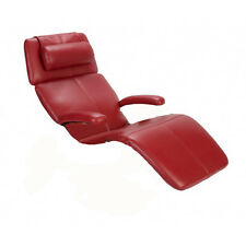 PC-75 PERFECT CHAIR ZERO GRAVITY RECLINER PAD SET ONLY - Red Bonded Leather