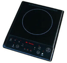 Sunpentown Micro Induction Cooktop in Black SR - 964TB