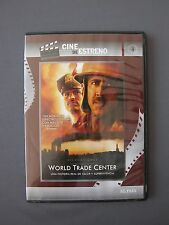 DVD WORLD TRADE CENTER Nicolas Cage Michael Peña Maggie Gyllenhaal OLIVER STONE
