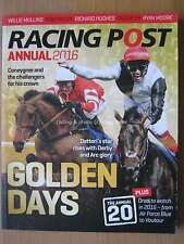 Racing Post Annual 2016 Willie Mullins Tony McCoy Richard Hughes Faugheen Moore