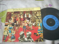 """a941981  7"""" EP Single EP Band Aid Do They Know It Is ( It's ) Christmas Made in England"""