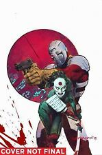 Suicide Squad Most Wanted Deadshot and Katana by Brian Buccellato (2016,...
