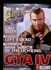tgm 242 the GAMES MACHINE-left4dead-world of goo-metro2033-streetfighter4iv