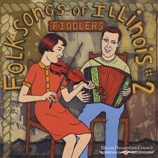NEW - Folksongs of Illinois Vol 2