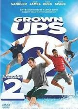 Grown Ups 2 (DVD, 2013, Canadian) VERY GOOD