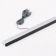 Wired Remote Sensor Bar Infrared Ray Inductor For Nintendo Wii Controller IO