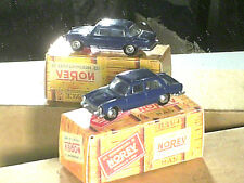 SIMCA 1500 : VRAIE MICROMINIATURE NOREV ORIGINALE 1965 / HO 1:86 train