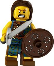 LEGO 8827 Series 6 Minifigure - Highland Battler- Minifig #2 NEW