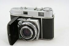 Kodak Retina IIc vintage rangefinder 35mm folding camera, lens Xenon 2.8/50