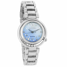 CITIZEN Eco-Drive EM0320-59D Sunrise Stainless Floating Diamond Watch