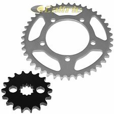 Front & Rear Sprocket Kit Fits SUZUKI GSX-R1300R Hayabusa 2008-2016