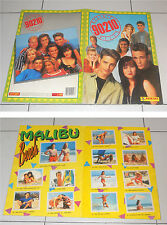 Album BEVERLY HILLS 90210 Panini COMPLETO Stickers 1991 figurine Serie Tv