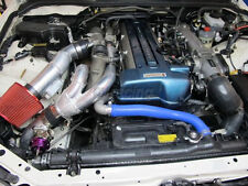 CXRacing Air Intake Kit For 98-05 Lexus IS300 2JZ-GTE 2JZGTE Twin Turbo Blue