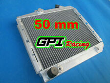 50MM aluminum radiator FOR RENAULT 5 SUPER 5/R5 9/11 GT TURBO AT 1985-1991 86